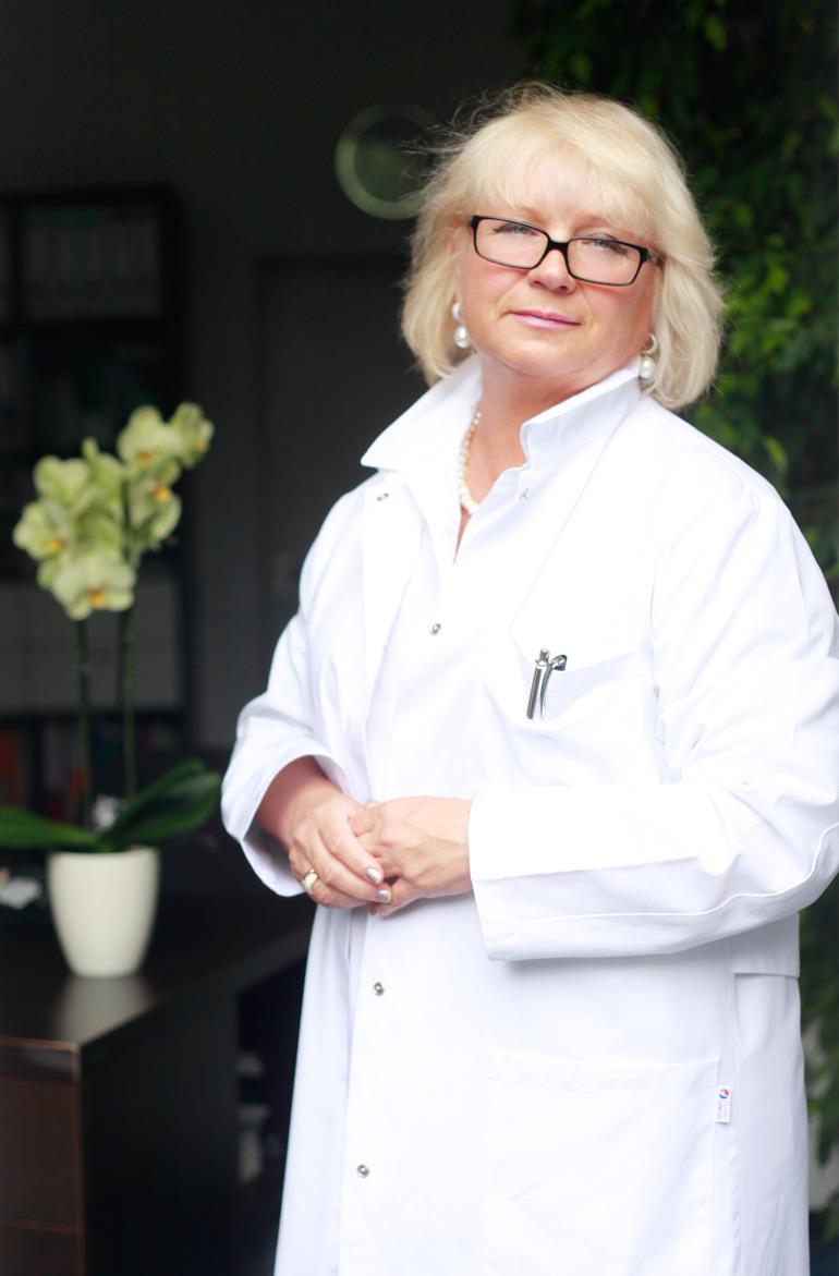Galina Kurz - Fachärztin für Allgemeinmedizin